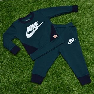 Cùng Mua - Bo Nike cho be tu 1-7 tuoi xanh reu