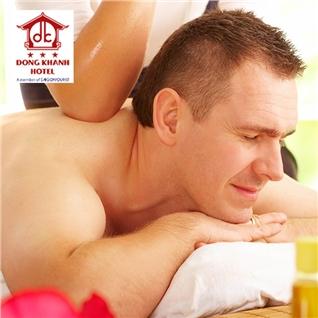 Cùng Mua - Dong Khanh Hotel 3*-The member massage 1 thang khong gioi han