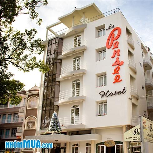 Khách sạn La Pensée Đà Lạt 2* 3N2Đ - Gần chợ Đà Lạt
