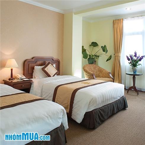 Khách sạn Demantoid Hà Nội tiêu chuẩn 3*