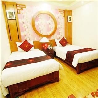 Cùng Mua - Khach san Thai Son Palace 3* Ha Noi 2N1D cho 2 nguoi+an sang
