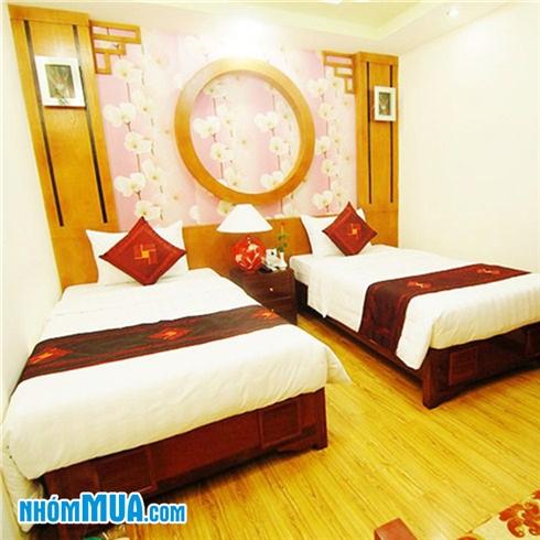 Khách sạn Thái Sơn Palace 3* Hà Nội 2N1Đ cho 2 người+ăn sáng