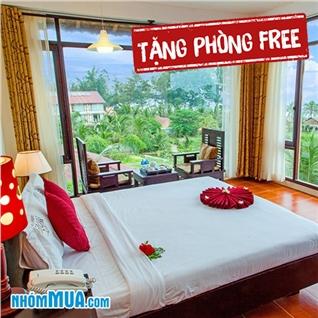 Cùng Mua - Fiore Healthy Resort Phan Thiet 4* 2N1D + an sang + rut tham
