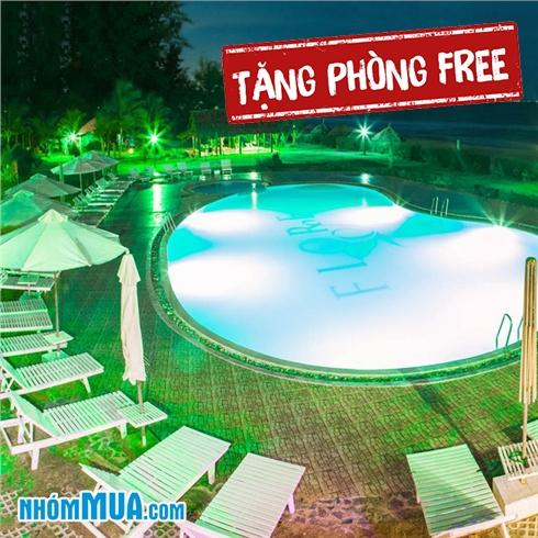 Mua voucher trúng voucher Fiore Healthy Resort Phan Thiết 4*