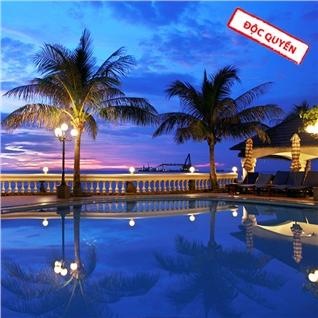 Cùng Mua - Lan Rung Resort va Spa Vung Tau 4*- Hot mua he , An trua/toi