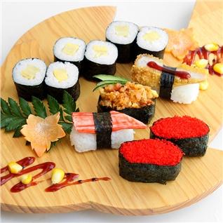 Cùng Mua - Chon 01 trong 03 combo tai Shinsen Sushi (Giao hang)