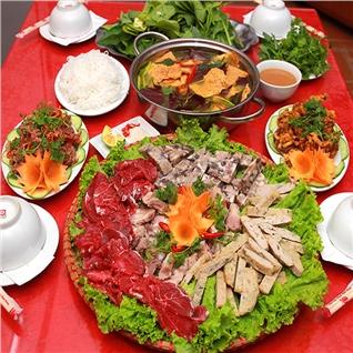 Cùng Mua - Chon 01 trong 02 set an cho 04 - 06 nguoi - Am thuc Hung Gia