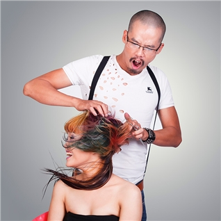 Cùng Mua - Lam toc tron goi tai Davis Kien Hair Salon