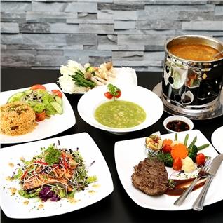 Cùng Mua - Tong hoa don menu thuc an va nuoc uong tai Beef House