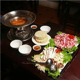 Cùng Mua - Lau nam kim chi Han Quoc 4N tai NH Huong Hue - Times City
