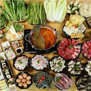 Cùng Mua - Buffet lau trua/toi tai Stone Bowl - Nha Hang Tho Da Nhat Ban