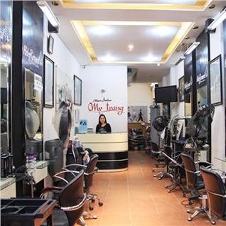 Cùng Mua - Tron goi toc dep tai My Trang Hair Salon 20 nam thuong hieu