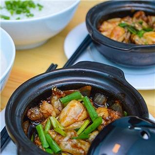 Cùng Mua - Combo 2 Phan Chao Ech Singapore cuc hot - Singapore Food