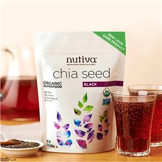 Cùng Mua - Hat Chia Nutiva Organic - Thuc pham dinh duong cho nao