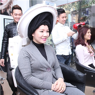 Cùng Mua - Chon 1 trong 5 Goi lam toc - Salon Toc Yeu va An