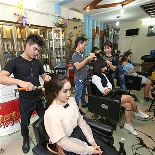 Cùng Mua - Tron goi lam toc (tang the hap Ozone phuc hoi)-A'lexson Salon