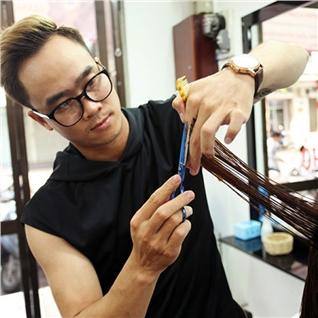 Cùng Mua - Tron goi lam toc - Salon Giang Nguyen chuyen gia tu nghiep Y