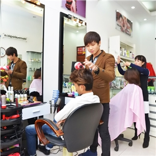 Cùng Mua - Tron goi uon/nhuom/phu bong/ep/dap phong - Tieu Oanh Salon