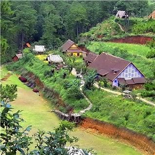 Cùng Mua - Tour Da Lat - Lang Cu Lan - Ho Dankia - LangBiang 1 ngay