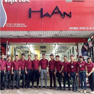 Cùng Mua - Tron goi Uon/Nhuom/Ep tang hap u tai Vien toc Ha An (2 co so)
