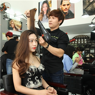 Cùng Mua - Lam toc bang san pham Ibest cong nghe Italy - Salon Keo Vang