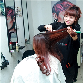 Cùng Mua - Tron goi lam toc tai Hair Salon Candy