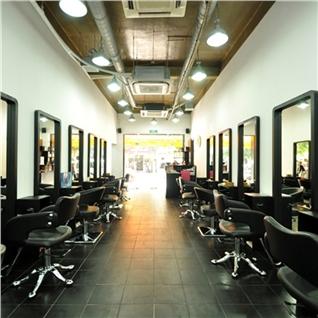 Cùng Mua - Tron goi nhuom + cat + goi + say bang L'oreal - Hair Salon 99