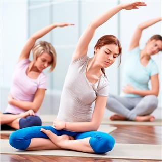 Cùng Mua - 14 buoi hoc Yoga - Mint Center tang 01 buoi xong da muoi