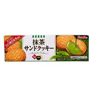 Cùng Mua - Banh quy kem Green Tea Cookies 85g