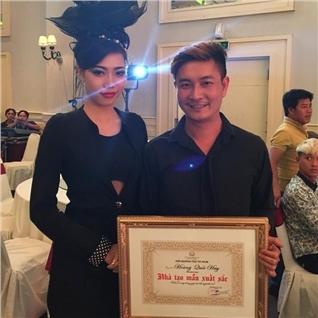 Cùng Mua - Tron goi uon, duoi, nhuom Salon Quoc Huy - Keo Vang Toan Quoc