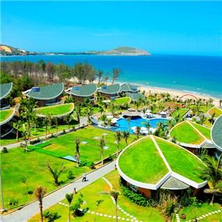 Cùng Mua - Sandunes Beach Resort va Spa Mui Ne 4* gom an sang + an trua/