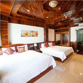 Cùng Mua - Khach san San San 3* - Sat bien tai Da Nang