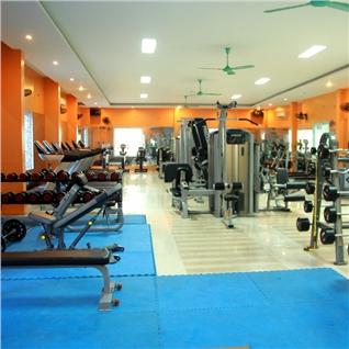 Cùng Mua - 1 Thang Gym + Xong Hoi Dang Cap - Tam Dan Fitness Yoga va Spa