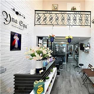 Cùng Mua (off) - Uon/duoi/nhuom/bam xu + Cat, goi, say + Hap dau - Yna Salon