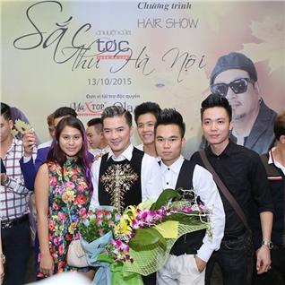 Cùng Mua (off) - Combo cat + Goi + Hap phuc hoi + Say tao kieu - Hung Nguyen