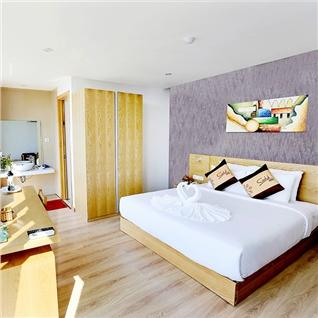 Cùng Mua - GOLD HOTEL 3 Da Nang tieu chuan 3* - Gan Bien My Khe