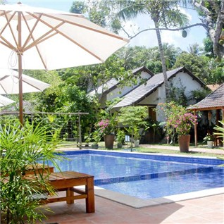 Cùng Mua - La Mer Resort Phu Quoc tieu chuan 2* phong Standard Bungalow