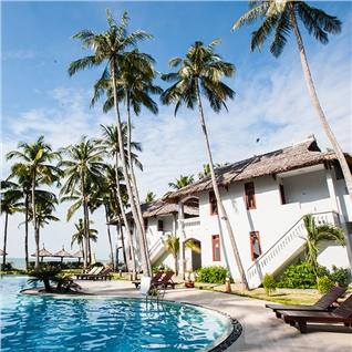 Cùng Mua - Little Paris Resort va Spa 3* 2N1D - Gia soc chao he -An sang