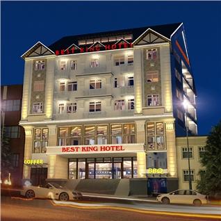 Cùng Mua - Kings Hotel Da Lat tieu chuan 4* - Buffet 3N2D - Sieu hap dan