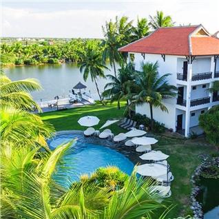 Cùng Mua - River Beach Resort va Residences Hoi An 4 sao - Gia hap dan