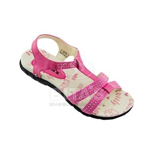 Cùng Mua - Giay sandal be gai thuong hieu Bitas SOB.183 mau hong sen