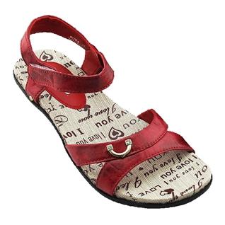 Cùng Mua - Giay sandal nu SYN_119 mau do