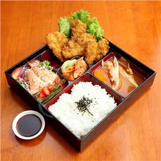 Cùng Mua - Chon 01 trong 05 set an trua Bento kieu Nhat - Shinsen Sushi