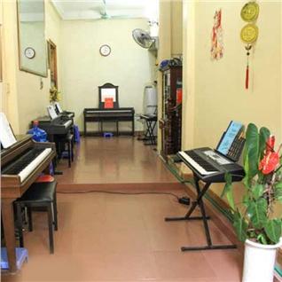 Cùng Mua - Khoa hoc dan Piano/Organ 4 buoi tai Xexilia