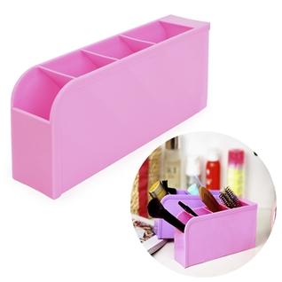 Cùng Mua - Hop dung viet, my pham, co trang diem 4 ngan gon gang - Pink