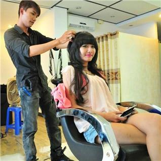 Cùng Mua (off) - Goi Uon/Duoi/Nhuom my pham L'OREAL 100% - Salon Top and Lee