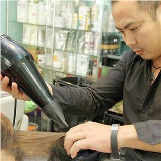 Cùng Mua (off) - Tron goi uon/Duoi/Nhuom/Bam xu + Goi + Say - Salon Aline