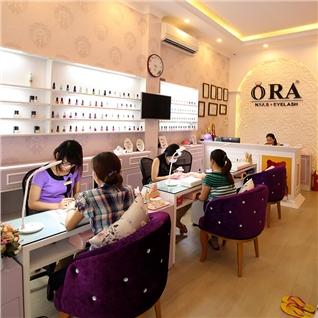 Cùng Mua (off) - Tron goi son gel tai Ora Nails Eyelash Salon