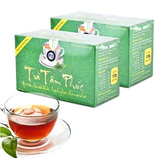 Cùng Mua - Combo 2 hop Tra Tam Phuc - Thien Hoa Duong (240 gr)
