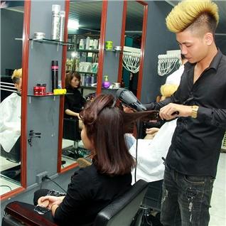 Cùng Mua (off) - Cat goi hap phuc hoi toc tai Salon Lovely